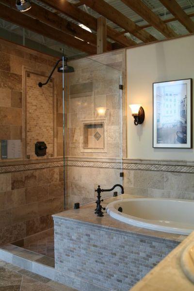 master bathroom tile design ideas 11 best Tile images on Pinterest