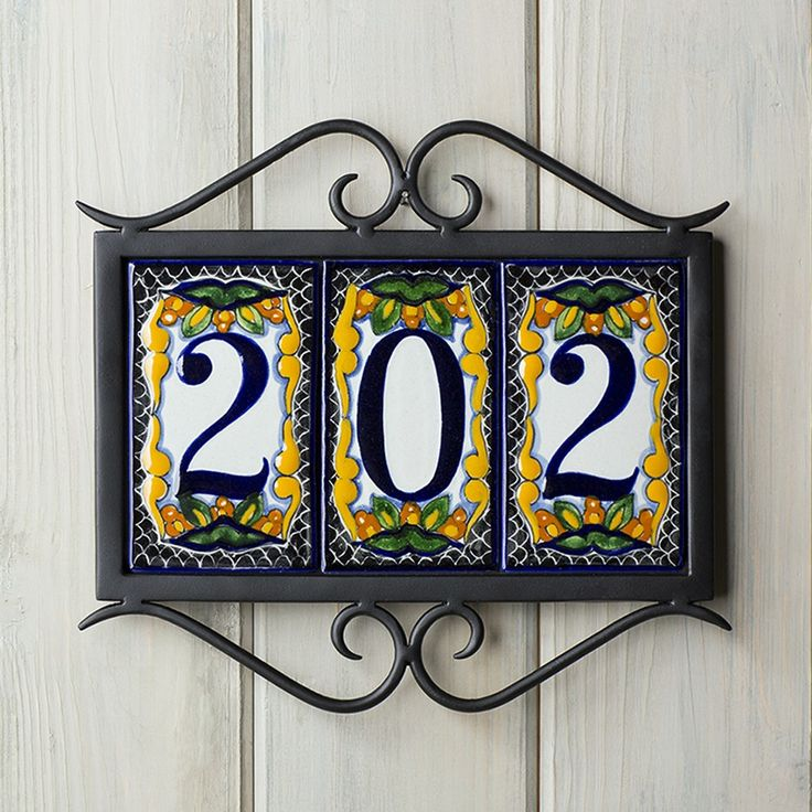 17 Best Ideas About House Number Plaques On Pinterest House Number Signs Diy House Plaques
