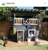25+ best ideas about Backyard fort on Pinterest | Tree ...