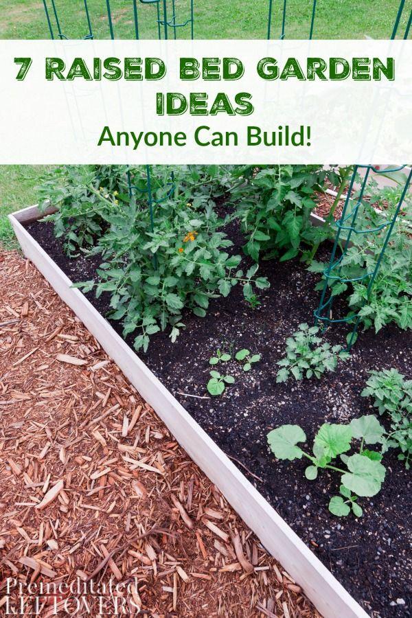 Les 563 Meilleures Images à Propos De Gardening Raised Beds