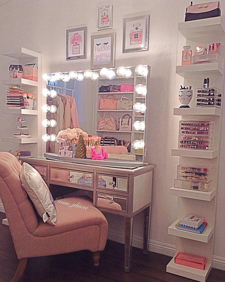 Best 20 Makeup dressing table ideas on Pinterest  Vanity
