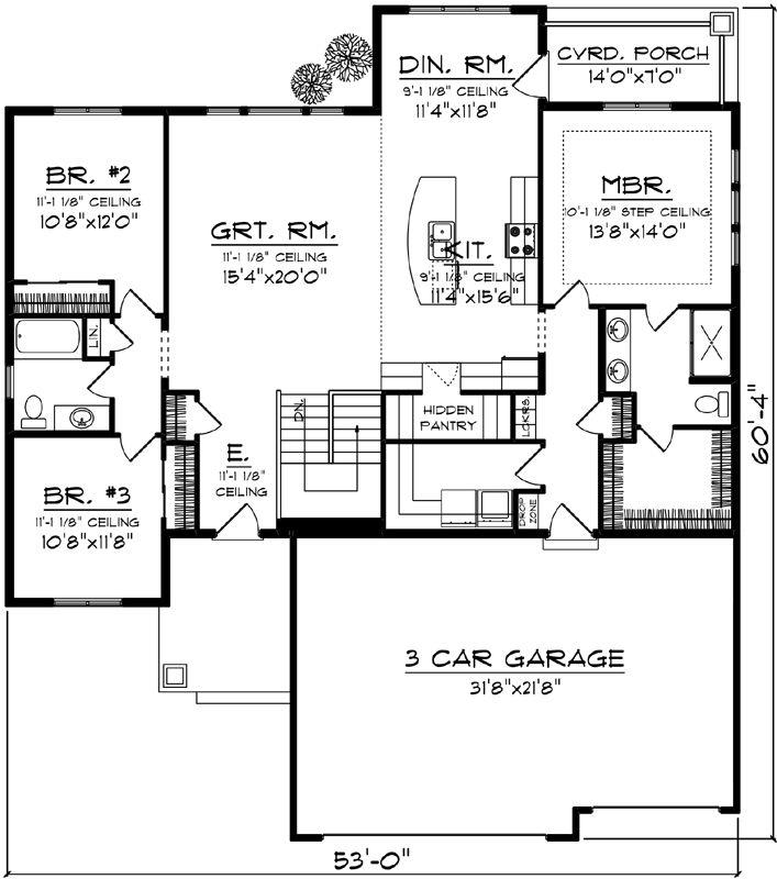 1000+ ideas about Floor Plans on Pinterest