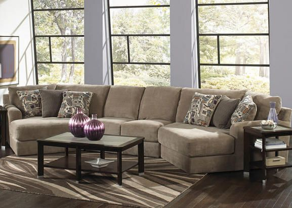 reversible sectional sofas with chaise tan faux leather sofa malibu 3 pc. (reverse) cuddler ...