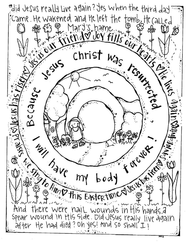 17 Best images about Jesus' Miracles Coloring pages on