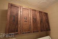 how to build barnwood style doors cabinets - Google Search ...