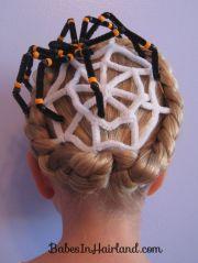 ideas halloween hairstyles