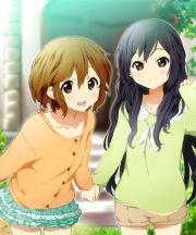 anime girls friends manga