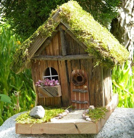 25 Best Ideas About Fairy Garden Houses On Pinterest Diy Fairy