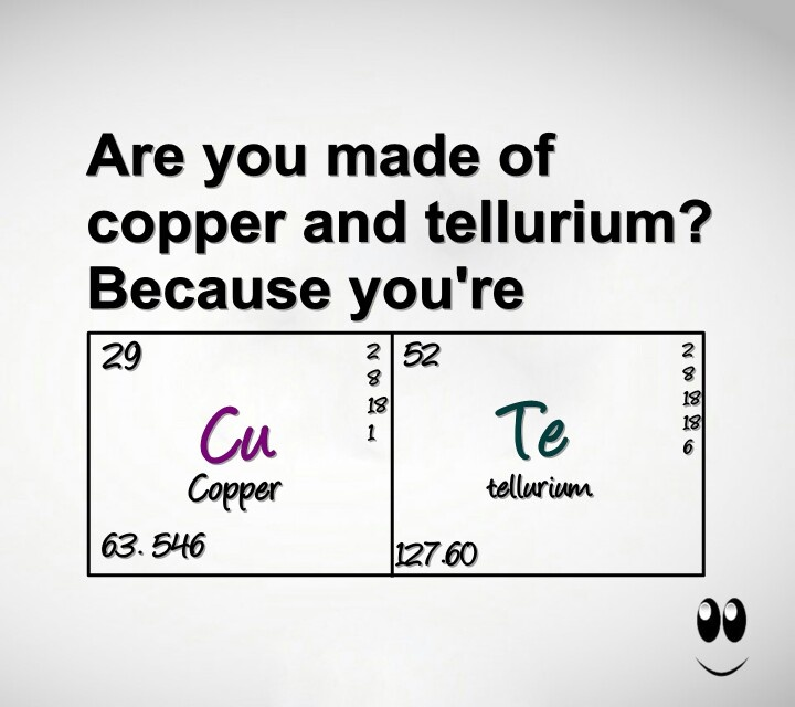 154 best images about Periodic table humor on Pinterest