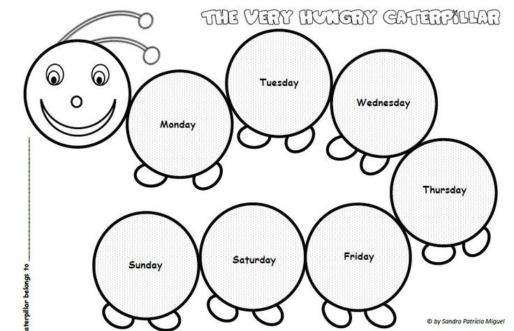 1000+ images about Day care They Very Hungry Caterpillar