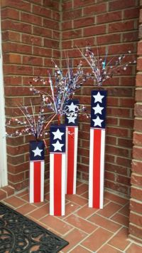 139 best images about 4th of July - Outdoor Decorations on ...