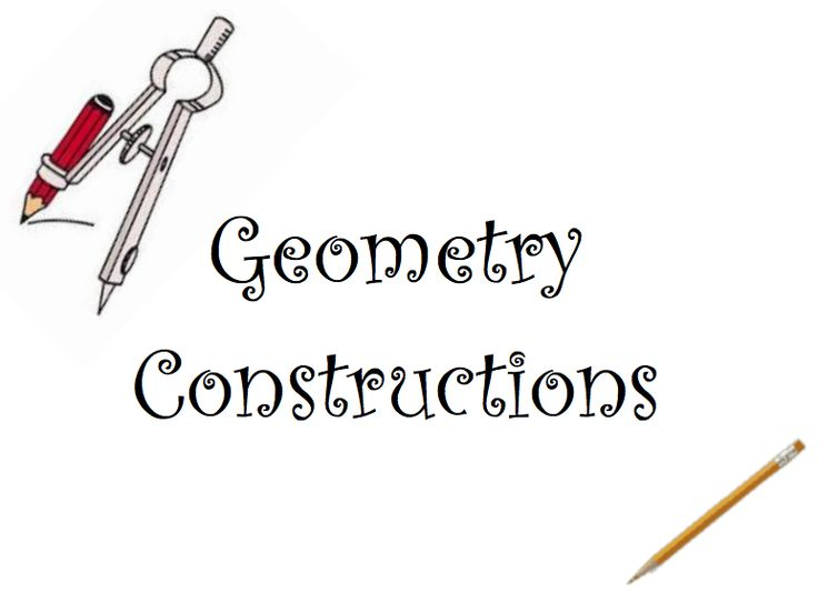 13 best images about Geometry constructions on Pinterest