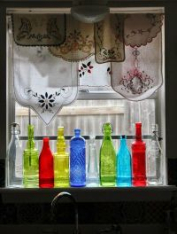 Cozy Little House: My Boho Cottage Kitchen | Home Decor ...