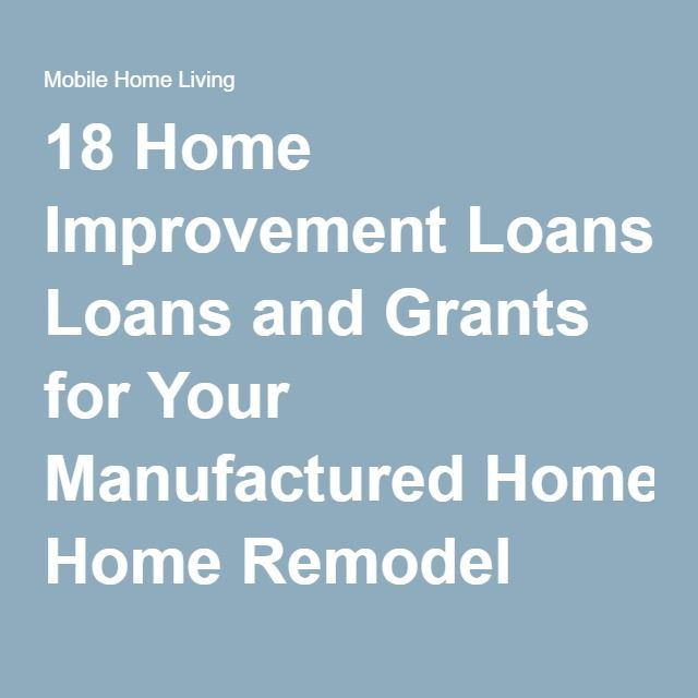 17 Best Ideas About Home Improvement Grants On Pinterest Home