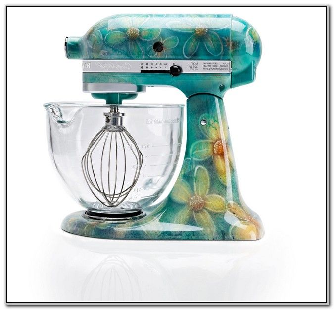 Kitchen Aid Stand Mixer Decals Decor Pinterest