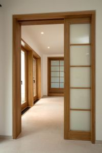 1000+ ideas about Internal Sliding Doors on Pinterest