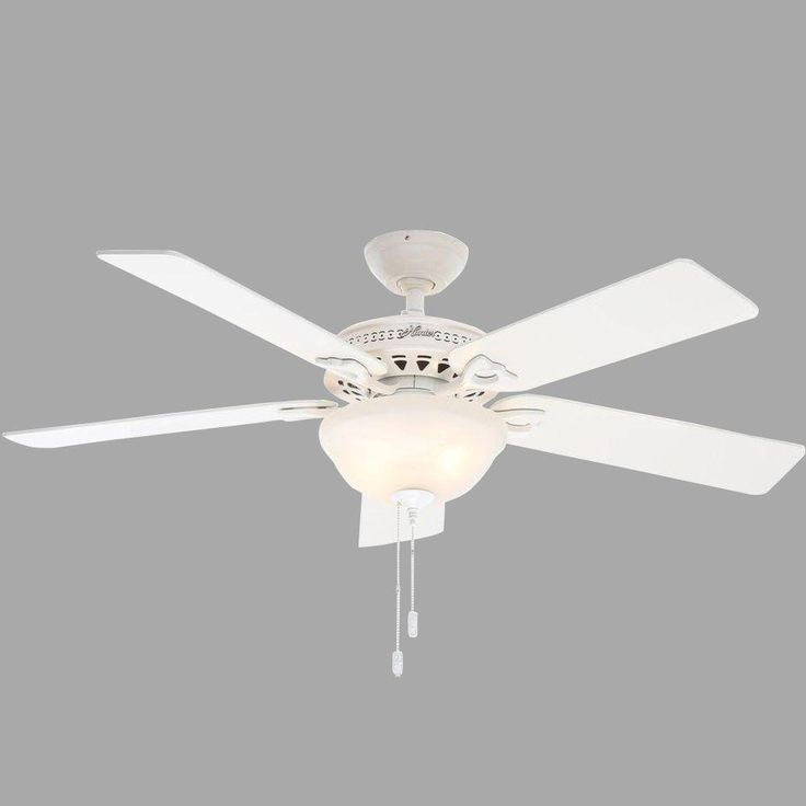 1000+ ideas about White Ceiling Fan on Pinterest
