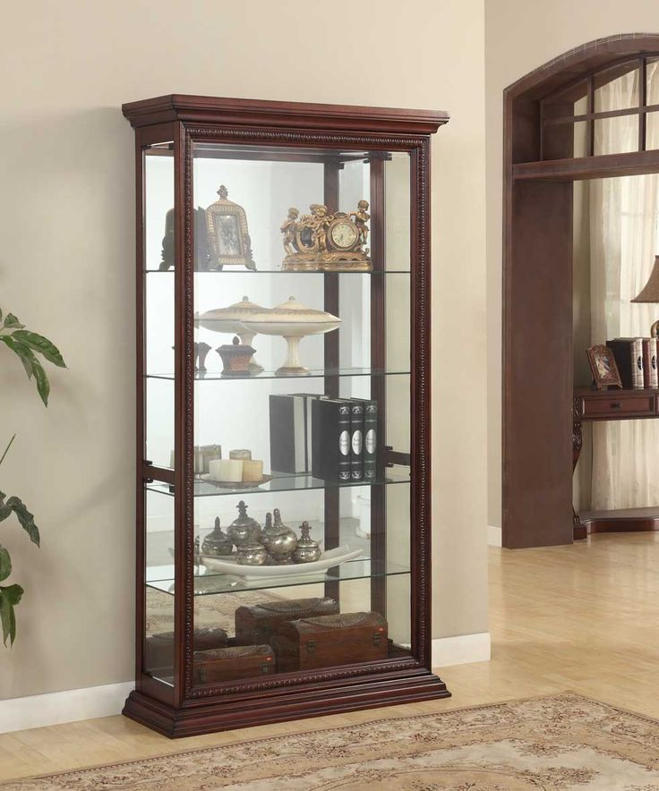 17 Best Images About Curio Cabinets On Pinterest Side Door Upstairs Landing And Front Rooms