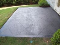 stained concrete patios | BillDiehlConcrete - services We ...
