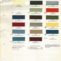 1969 Ford Mustang Wiring Diagram 2006 Chevy 2500 Stereo Pontiac Gto, Carousel Red, Paint Code # 72 | Chips/\codes/\paint #'s Pinterest ...