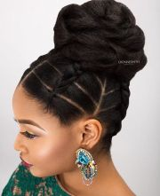 black hairstyles ideas