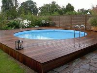 25+ best ideas about Above Ground Pool Decks on Pinterest ...