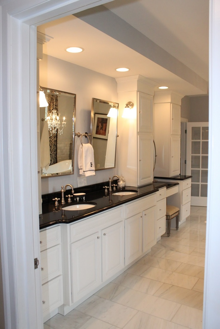 25 best ideas about Granite Countertops Bathroom on