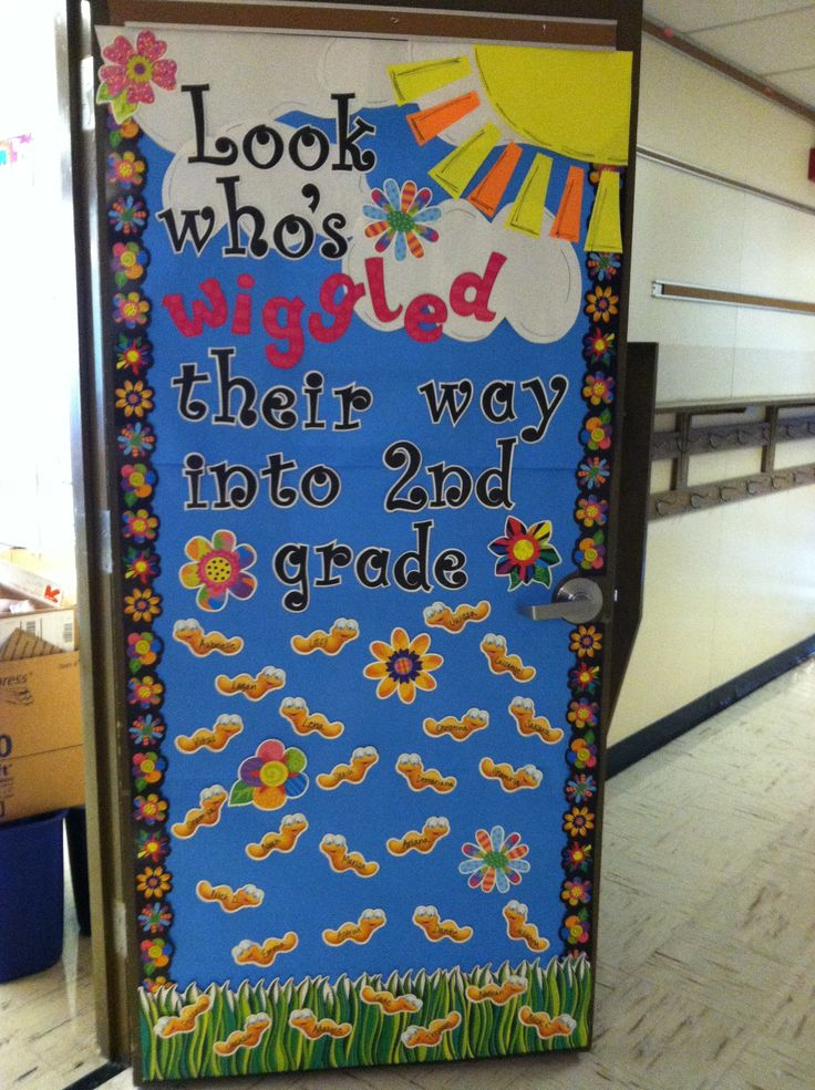 90 best images about school door decorations on Pinterest