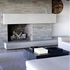Living Room Fireplace Off Centered Paint Ideas With Green Furniture 25+ Best Contemporary Fireplaces On Pinterest ...