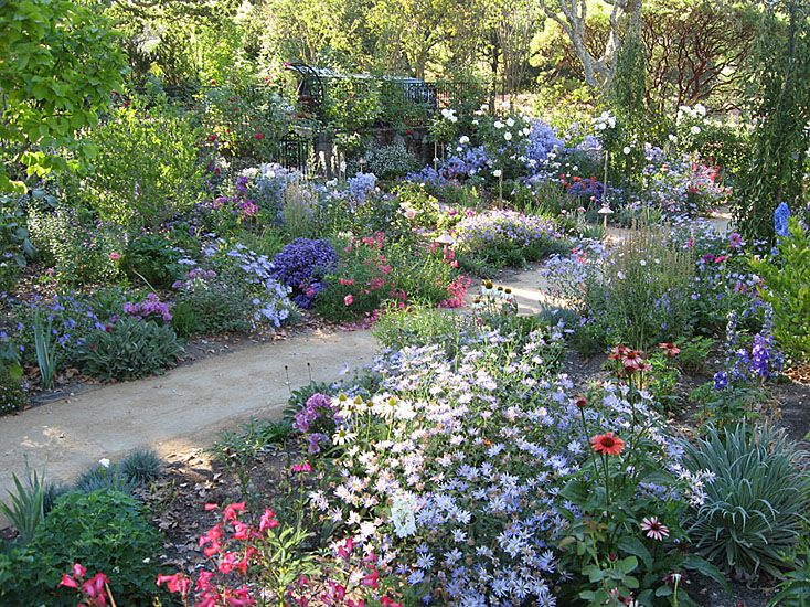 The 15 Best Images About Cottage Garden On Pinterest Gardens