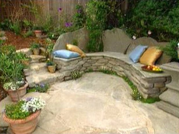 25 Best Ideas About Stone Garden Bench On Pinterest Stone Bench
