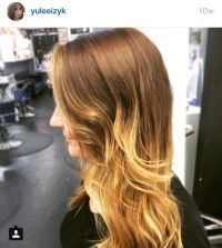 all nutrient hair color 17 best images about hair by yu ...