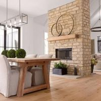 1000+ ideas about Double Sided Fireplace on Pinterest