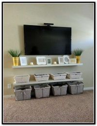 1000+ ideas about Wall Mounted Tv on Pinterest | Home ...