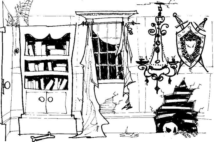213 best images about Garage haunt ideas on Pinterest