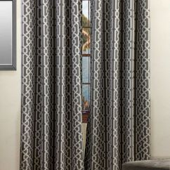 Burgundy Kitchen Curtains Faucet Types Samba Window Panels From Rodeo Home | Decorating With Gray ...