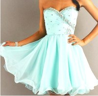 sparkly light blue dress! so cute! | So Cute | Pinterest ...