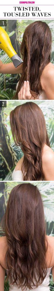 ideas twist curls