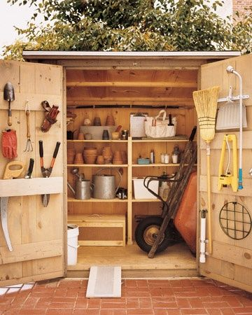 229 Best Images About Tool Shed Ideas On Pinterest A Shed Tool