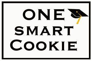 One Smart Cookie cute concept for kindergarten