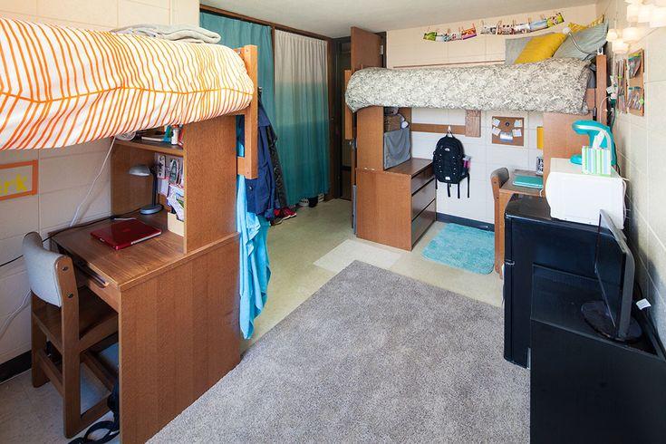 Sellery Hall UW Housing  Best Room Contest Finalist 2013