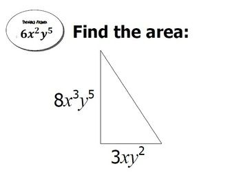 24 best teaching Algebra. exponent rules images on Pinterest