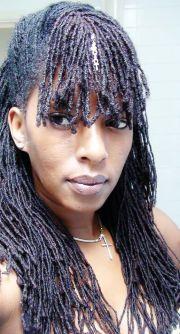 fishtail braid create faux bangs