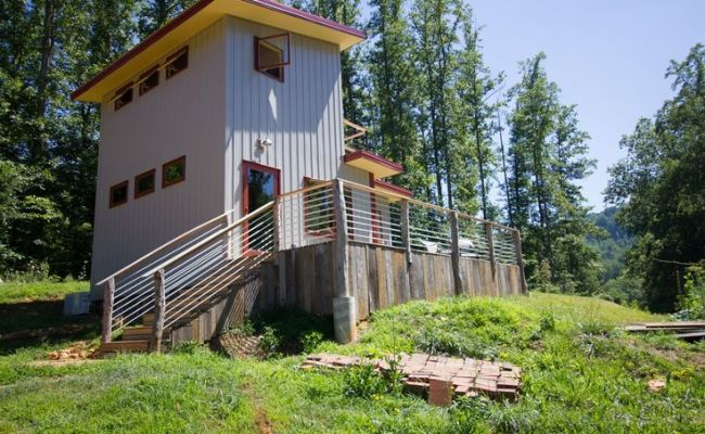 48 Best Images About Tiny Houses On Pinterest House