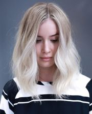 ideas platinum blonde