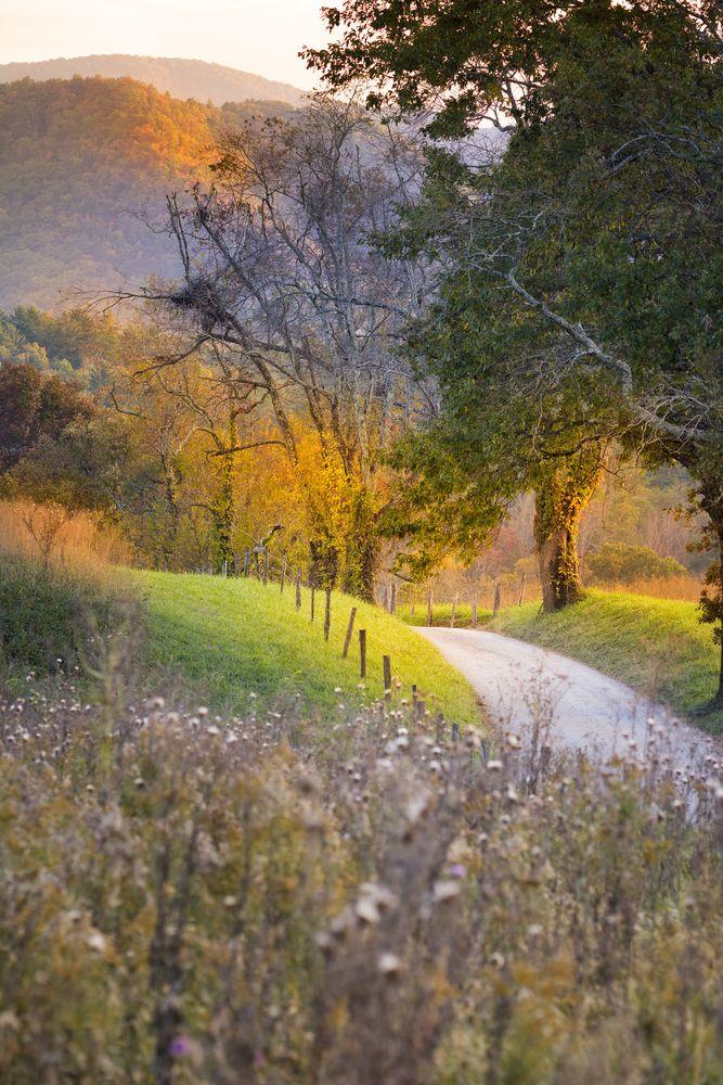 Gatlinburg In The Fall Wallpaper Such A Peaceful Drive Cadescove Cades Cove Pinterest