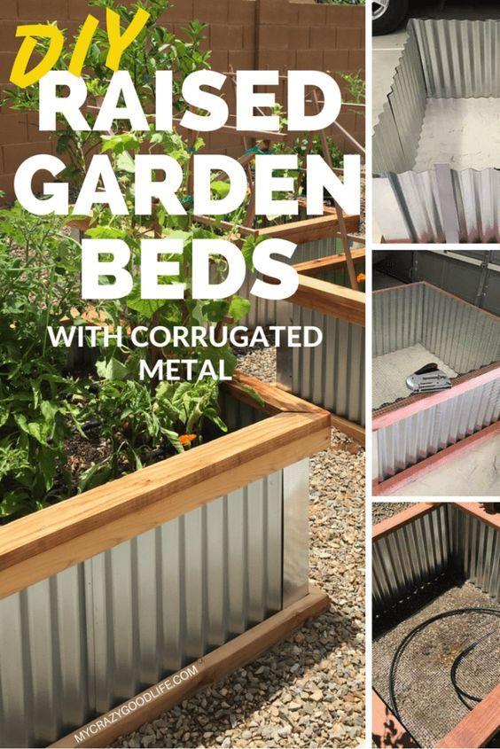 25 Best Ideas About Diy Raised Garden Beds On Pinterest
