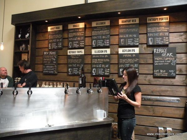 brewery tasting rooms  Google Search  EBC Tasting  Pinterest  Bar ideas Brewery design and