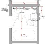 The 25+ best Small bathroom floor plans ideas on Pinterest ...