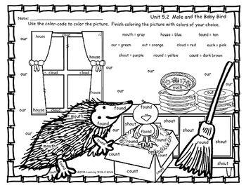 Reading Street First Grade Spelling Words Activities